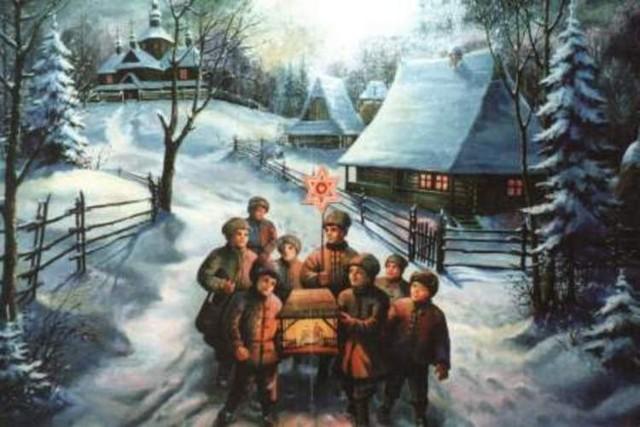 Языческие корни Рождества