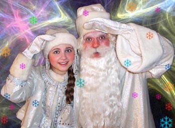 Организация детского новогоднего праздника